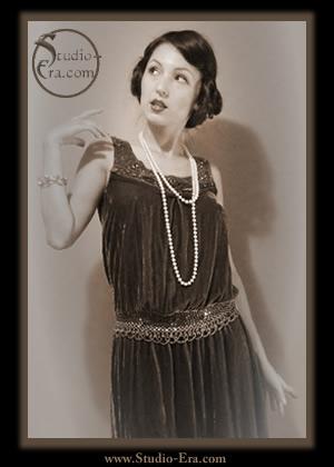 1920 flapper era